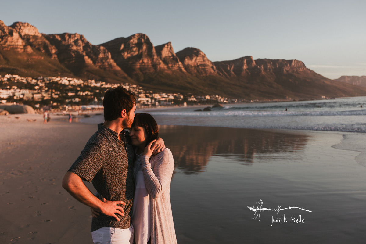 Judith Belle Doubell Cape Town Couple Engagement Portrait Adventure Photography